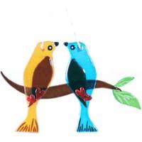 Cam Stüdyo Sevda Kuşu Hikayesi– İkili Kuş Figürü