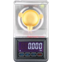 Swan DS26D Dijital Elmas Karat Terazisi 0.001 gr Hassasiyet 50 gr. Kapasite