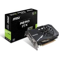 MSI NVIDIA GeForce GTX 1060 AERO ITX 3GB 192bit GDDR5 Ekran Kartı GTX 1060 AERO ITX 3G OC