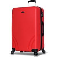 My Valice Trend PP Büyük Boy Valiz Kırmızı
