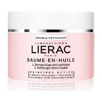 Lıerac Balm In Oıl Double Cleanser