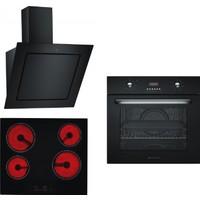 Eminçelik Black Garnet Ankastre Set(21222 + VC 640+14540)