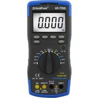 Holdpeak 770 G Multimetre