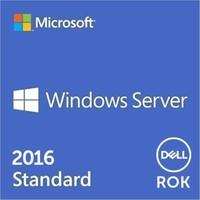 Dell Windows Server 2016,Standard,Rok,16Core (Fordistributor Sale Only) W2K16Std-Rok