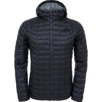 The North Face Thermoball Hoodie Erkek Mont Gri