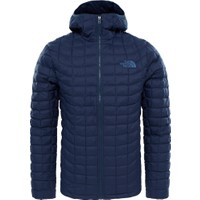The North Face Thermoball Hoodie Erkek Mont Lacivert