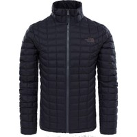 The North Face Thermoball Full Zip Erkek Mont Siyah