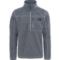 The North Face Gordon Lyons 1/4 Zip Erkek Sweatshirt Gri