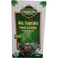 Lokman Ada Alıç Yapraklı Funda Karışımlı Bitkisel Çay 220 gr