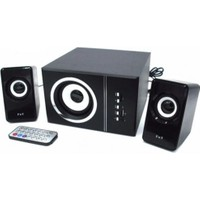 Azemax SH3 2+1 Ses Sistemi