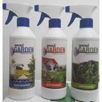 Garden Bahçe Ve Saksı Bitkileri Al Kullan Gübre 3 Lü Set 500Ml