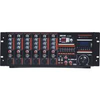 Dexun D 2600 600W Usb-Sd 70-100V Mixer Amfi