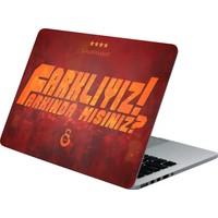 DekorLoft Galatasaray Notebook Etiket NS-6223