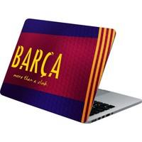 DekorLoft Barça Notebook Etiket NS-6243