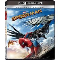 Spıder-Man Homecomıng - Örümcek Adam Eve Dönüş 4K+2D Blu Ray Dısc