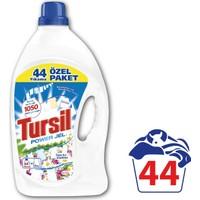 Tursil Jel Sıvı Çamaşır Deterjanı Kır Çiçekleri 44 Yıkama 3200 ml