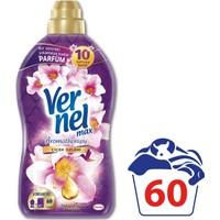 Vernel Max Konsantre Çamaşır Yumuşatıcısı Aromatherapy Güzelliğin Sırrı 1440 ml 60 Yıkama