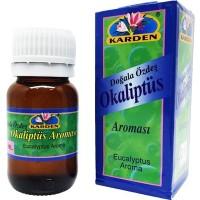 Karden Okaliptus Aroması Yağı 20 ml
