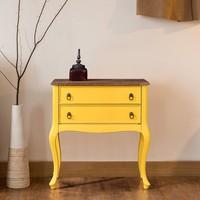 Carmel Masif Sarı Komodin