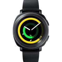 Samsung Gear Sport SM-R600NZKATUR (Android ve iPhone Uyumlu)