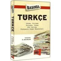 Basında Türkçe Yargı Yayınları