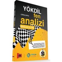 Yargı Yayınları Yökdil Cümlelerle Fen Analizi Bağlaç & Fiil
