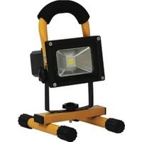 Pelsan Şarjlı Ledli Seyyar Projektör 10 W.