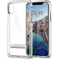 Spigen Apple iPhone X Kılıf Ultra Hybrid S Crystal Clear - 057CS22133