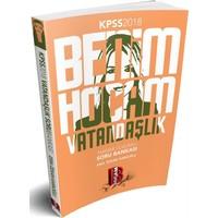 Benim Hocam 2018 Kpss Vatandaşlık Tamamı Çözümlü Soru Bankası