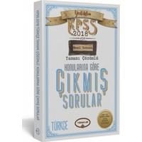 2018 Türkçe Konularına Göre Tamamı Çözümlü Çıkmış Sorular