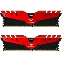 Team DDR4 16GB(2x8GB) 2800MHz T-Force Dark Gaming Soğutuculu Ram Bellek (TM4TD280082RD)
