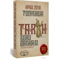 Yediiklim Yayınları 2018 Kpss Genel Kültür Tonyukuk Tarih Tamamı Çözümlü Soru Bankası