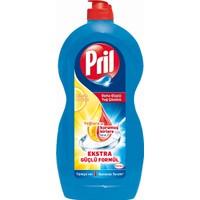 Pril Power Sıvı Bulaşık Deterjanı Limon 1365 ml