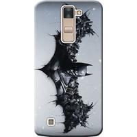 Kılıf Merkezi LG G4C Kılıf H525 Silikon Baskılı Batmans STK:237