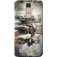 Kılıf Merkezi LG G4C Kılıf H525 Silikon Baskılı Fictional STK:238