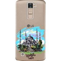 Kılıf Merkezi LG G4C Kılıf H525 Silikon Baskılı İstanbul TR STK:330
