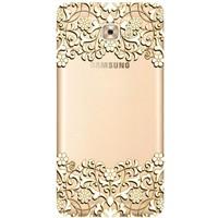 Kılıf Merkezi Samsung Galaxy C5 Pro Kılıf SM-C5010 Silikon Baskılı Desen Tasarım STK:333