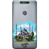 Kılıf Merkezi Turkcell T80 Kılıf Silikon Baskılı İstanbul TR STK:330