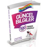 Kpss Güncel Bilgiler Tamamı Çözümlü 500 Soru Hür Yayınları