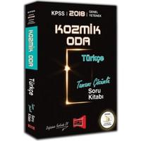 Yargı Yayınları 2018 Kpss Kozmik Oda Türkçe Tamamı Çözümlü Soru Kitabı