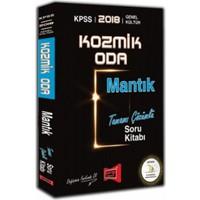 2018 Kpss Kozmik Oda Mantık Tamamı Çözümlü Soru Kitabı Yargı Yayınları