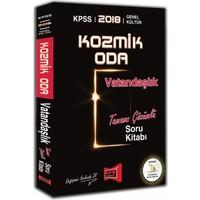 2018 Kpss Kozmik Oda Vatandaşlık Tamamı Çözümlü Soru Kitabı Yargı Yayınları