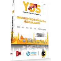 Yargı Yayınları Yds Altın Seri Sınavlardan Secme Cümleler Ve Kelime Anlamları 4. Baskı