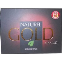 1001 Naturel Gold Bitkisel 4 Kapsül