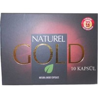 1001 Naturel Gold Bitkisel 30 Kapsül