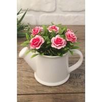 Modatools Saksı Çiçek Çaydanlık 19015