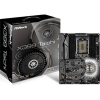 ASRock X399 Taichi AMD X399 TR4 Soket DDR4 3600MHz+(OC) RGB LED Triple Ultra M.2 USB 3.1 Gen 2 ATX Anakart