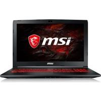 "MSI GL62M 7RDX-2004XTR Intel Core i5 7300HQ 8GB 1TB+128GB SSD GTX1050 Freedos 15.6"" FHD Taşınabilir Bilgisayar"