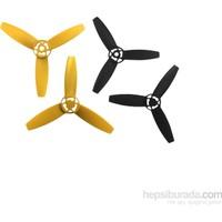 Parrot Bebop Drone İçin Pervane Sarı/Siyah