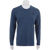 The North Face M L/s Easy Tee Erkek Sweatshirt TNT92TX1HDC